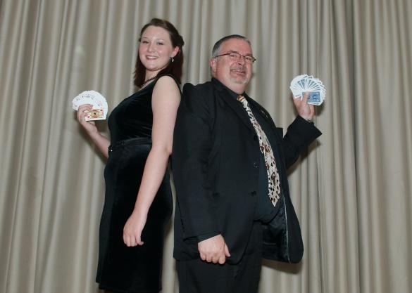 Magicians Clic Sargent charity fundraiser