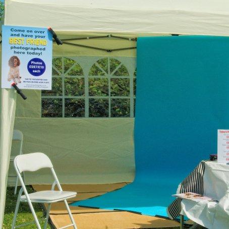 Dog Show Tent