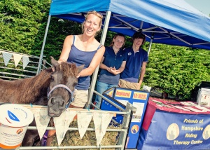 The Friends of Hampshire Riding Therapy Centre