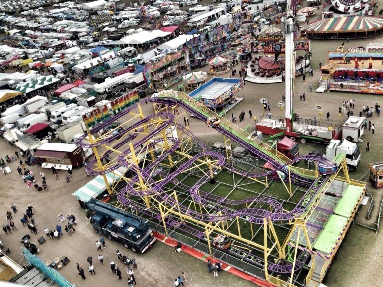 More fun  of the fair!