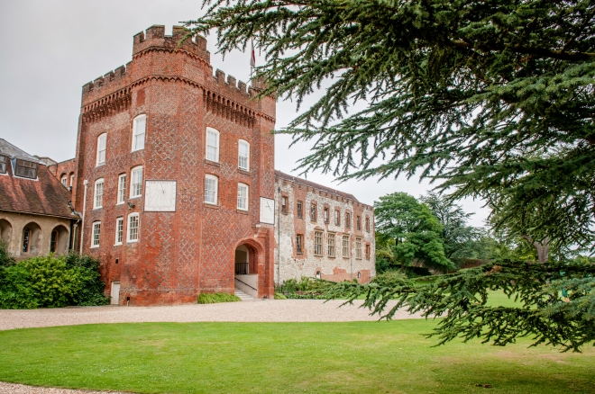 Picturesque Farnham Castle